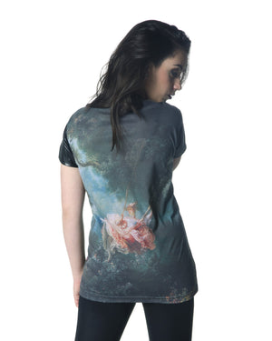 """THE SWARM"" tee female 2"