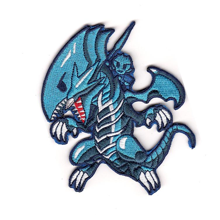 """DRAGON NIGHT CHIBI"" patch"