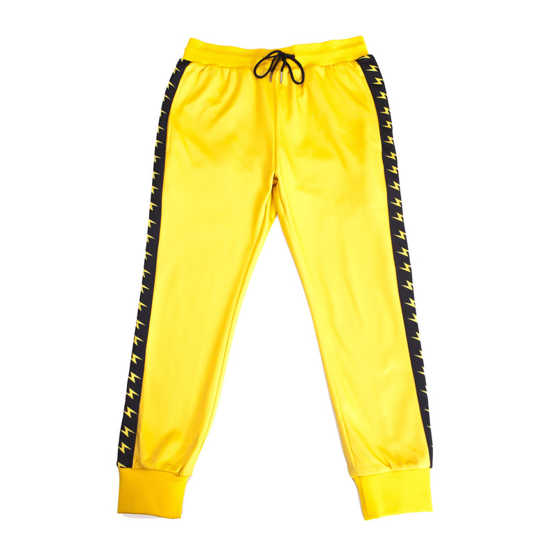 """VOLT YELLOW"" GO joggers"
