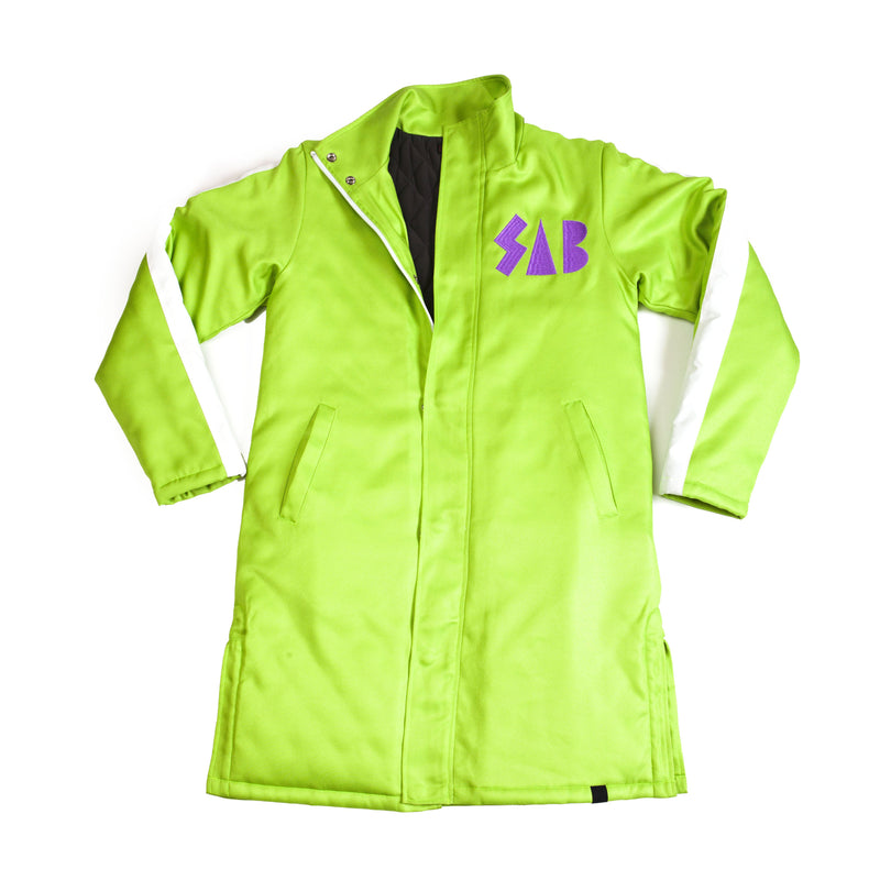 """SAB"" jacket green female"