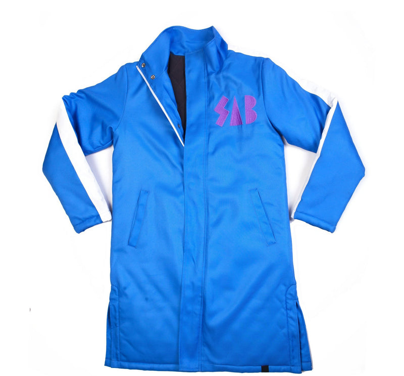 """SAB"" jacket blue female"