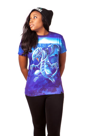 """DRAGON NIGHT"" tee model 2"