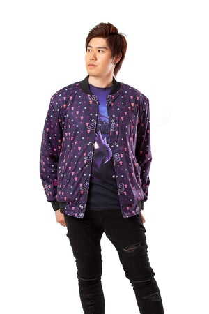 """SHADOW"" jacket male"