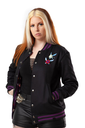 """TERRIBLE FATE"" jacket female"