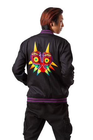 """TERRIBLE FATE"" jacket male"