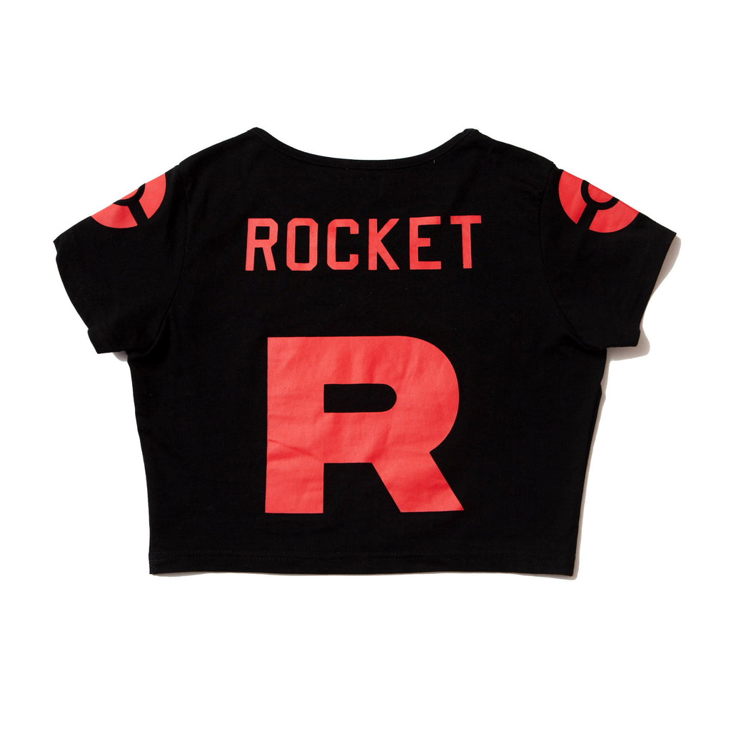 """ROCKET"" crop top"