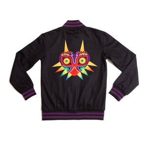 """TERRIBLE FATE"" jacket back"
