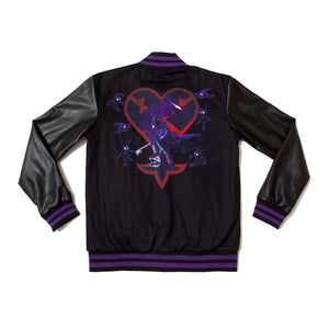 """SHADOW"" jacket back"