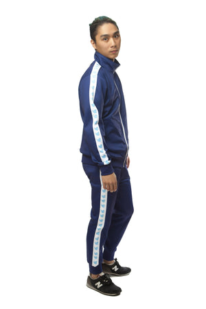 """SURF BLUE"" GO joggers male"
