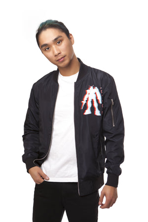 """PROJECT V"" jacket male"