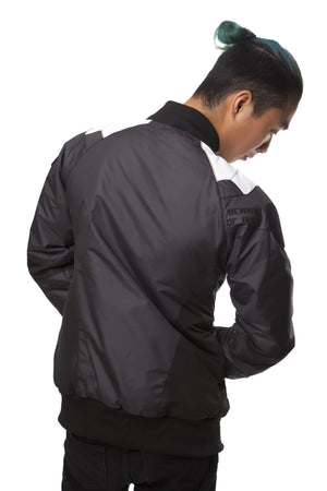 """NEW TYPE"" jacket exterior back"
