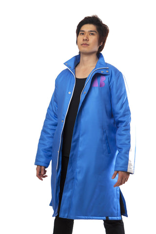 """SAB"" jacket blue male"