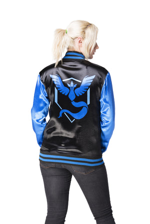 """BLIZZARD"" energy jacket female back"