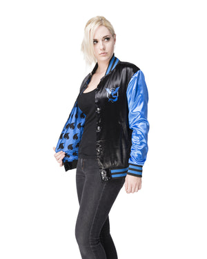 """BLIZZARD"" energy jacket female front"