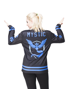"""MYSTIC"" jersey female back"
