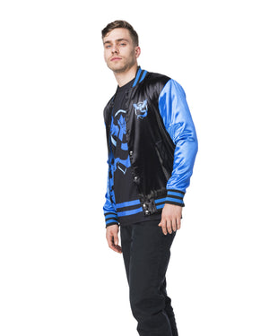 """BLIZZARD"" energy jacket male front"