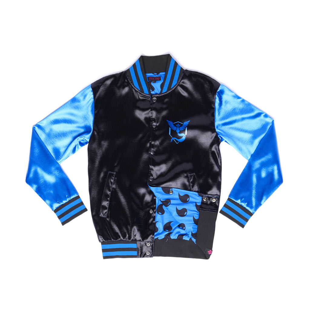 """BLIZZARD"" energy jacket front"