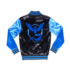 """BLIZZARD"" energy jacket back"
