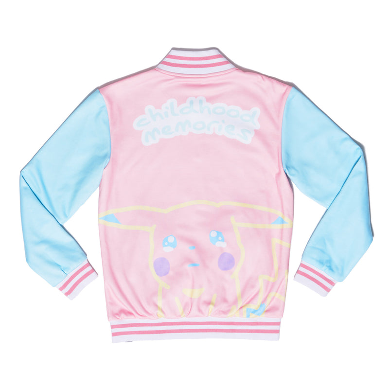 """CRYBABY"" cozy jacket male"