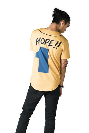"""HOPE"" baseball jersey male 2"