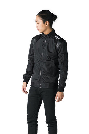 """NEO T.O."" jacket black male 1"
