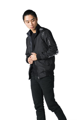 """NEO T.O."" jacket black male 2"