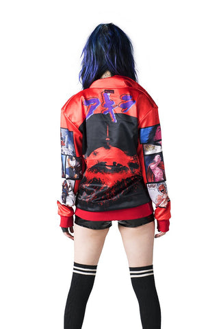 """NEO T.O."" jacket classic female reversed 2"