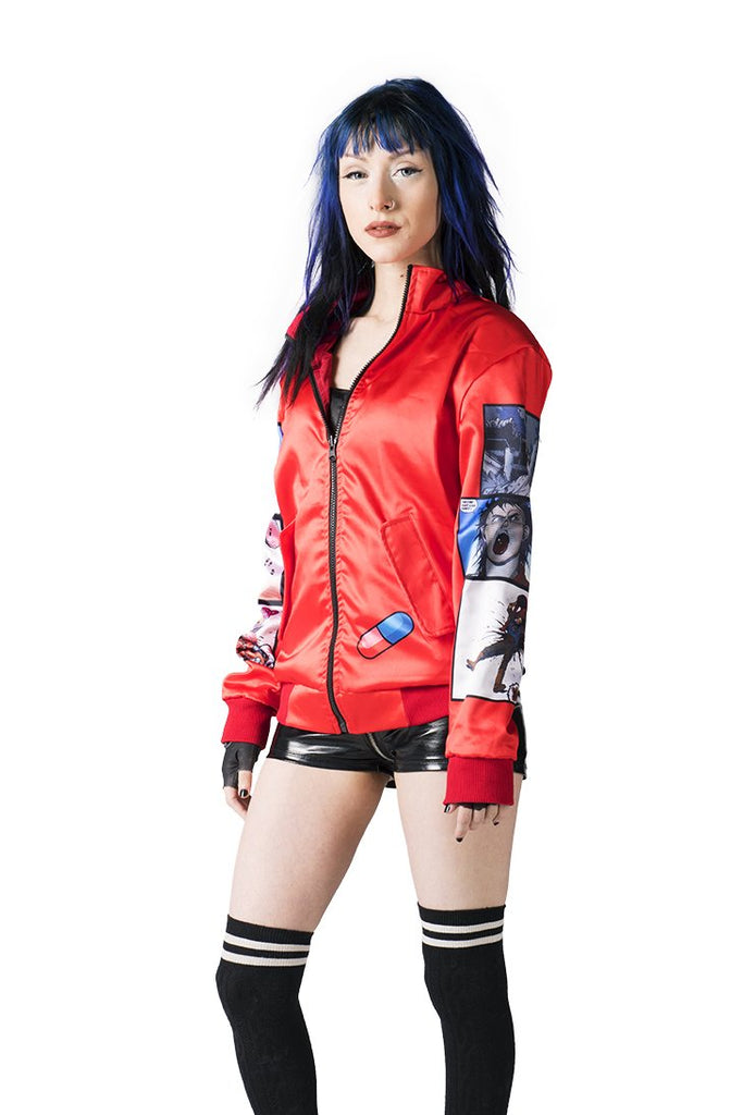 """NEO T.O."" jacket classic female reversed 1"