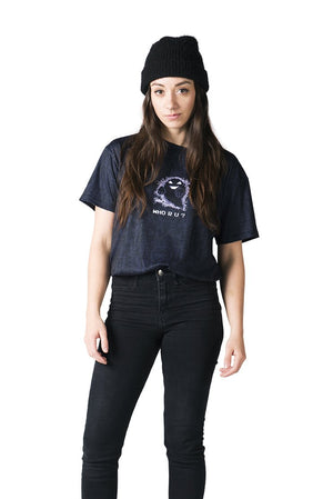 """SPOOKY"" tee female 1"