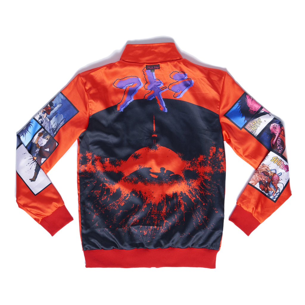"""NEO T.O."" jacket classic reversed back"