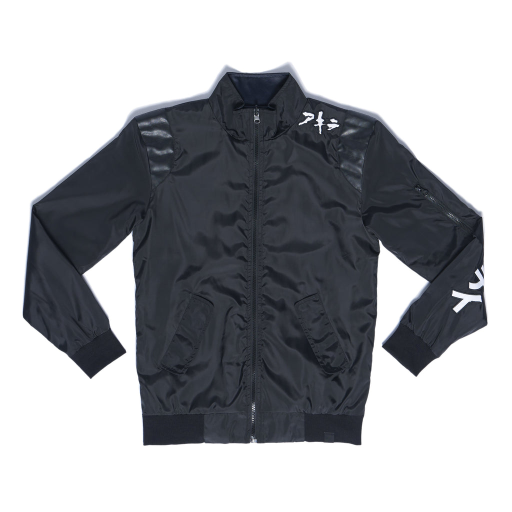 """NEO T.O."" jacket (black)"