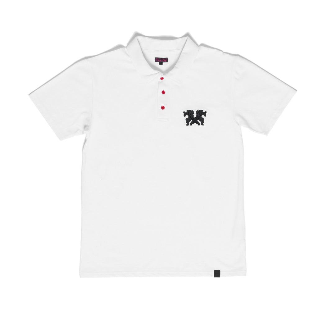 """FIREBALL"" polo"