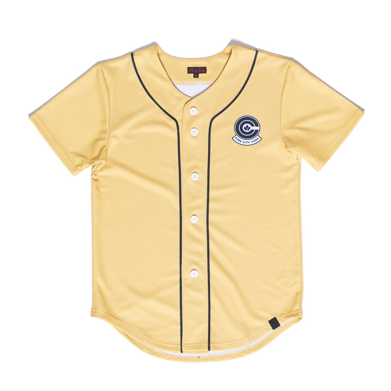 """HOPE"" baseball jersey female 3 open"