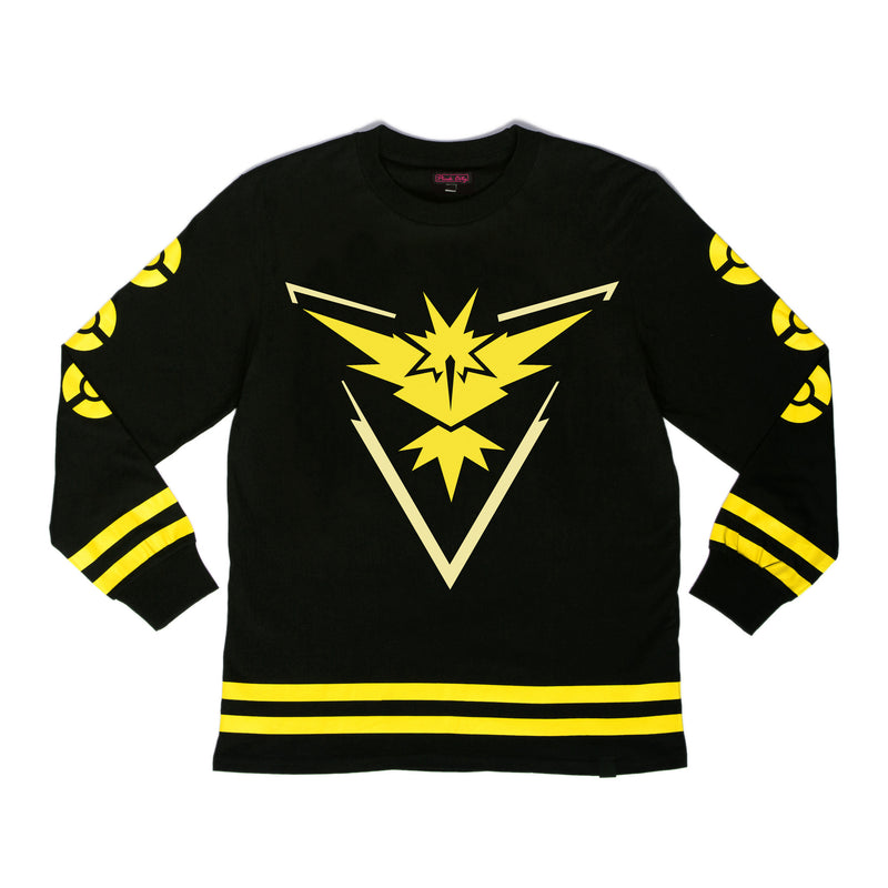 """INSTINCT"" jersey male back"