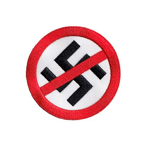 """NO NAZI"" patch"