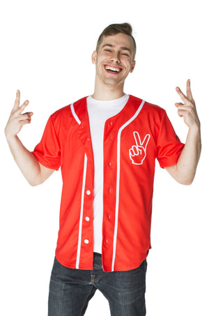 """PEACEKEEPER"" baseball jersey male 1"