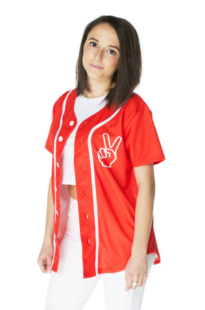 """PEACEKEEPER"" baseball jersey female 2"