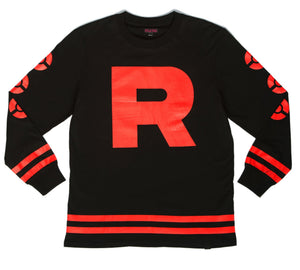 """ROCKET"" jersey front"