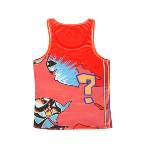 """FIRESTARTER"" tank top back"