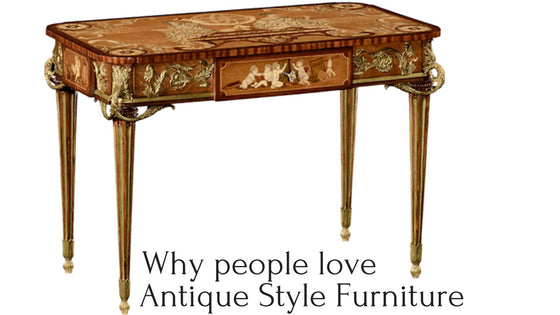 Vintage Vs Antique >> Why People Love Antique Style Furniture