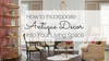 How to Incorporate Antique Decor Into Your Living Space