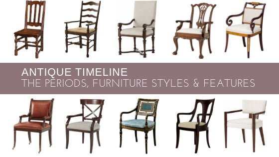A Timeline of Antique Furniture: The Periods, Styles and ...