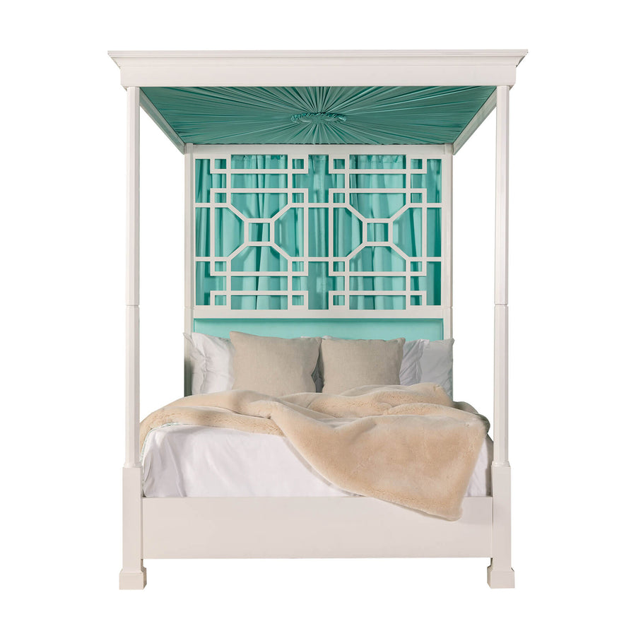 Draper Carlyle Canopy Bed