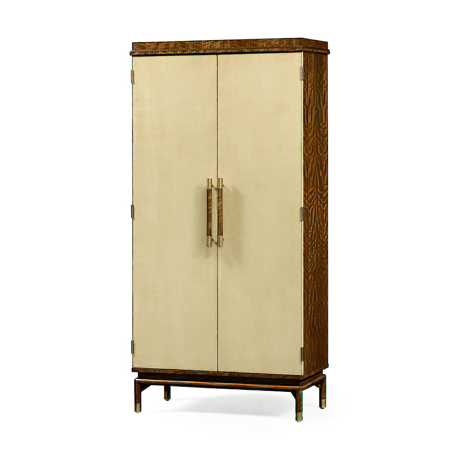 Mid Century Tall Dry Bar