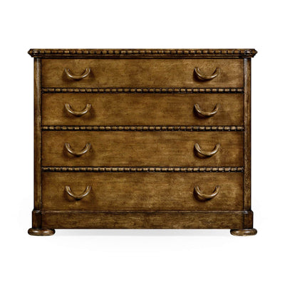 Scottish Fruitwood Chest of Drawers