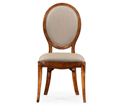 Neo Classic Oval Back Dining Chair
