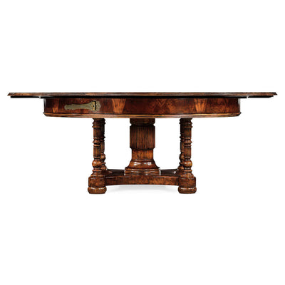 Georgian Mechanical Extension Dining Table
