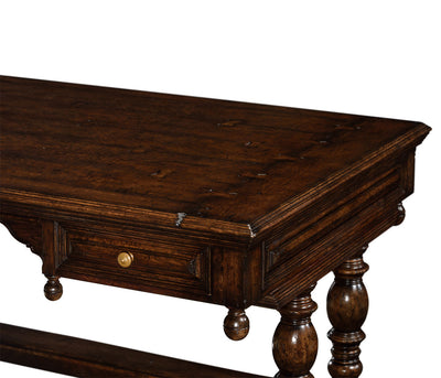Large Antique Style Desk