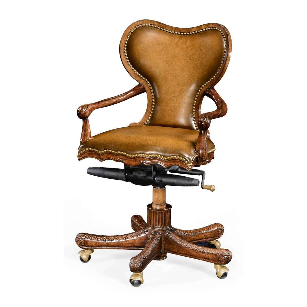 George II Style Desk Chair