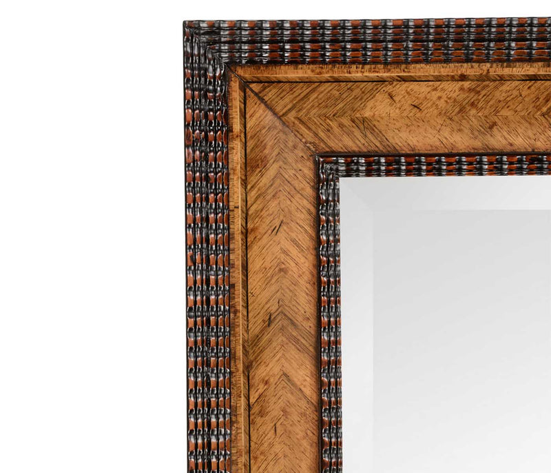 17th Century Dutch Style Wall Mirror